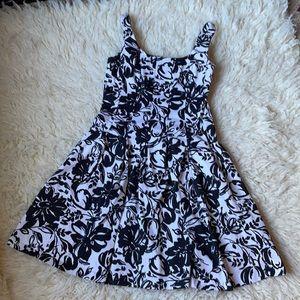 Floral dress with Pockets! Ralph Lauren Sz 12